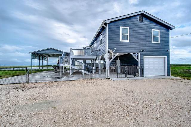 1256 Canal E, Crystal Beach, TX 77650 (MLS #59903022) :: The SOLD by George Team