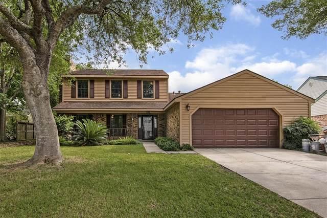 338 Lost Rock Drive, Houston, TX 77598 (MLS #59905761) :: Bay Area Elite Properties