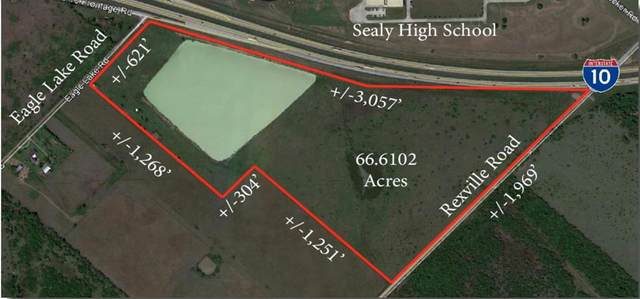 0 I-10 Frontage Road, Sealy, TX 77474 (MLS #5991632) :: Michele Harmon Team