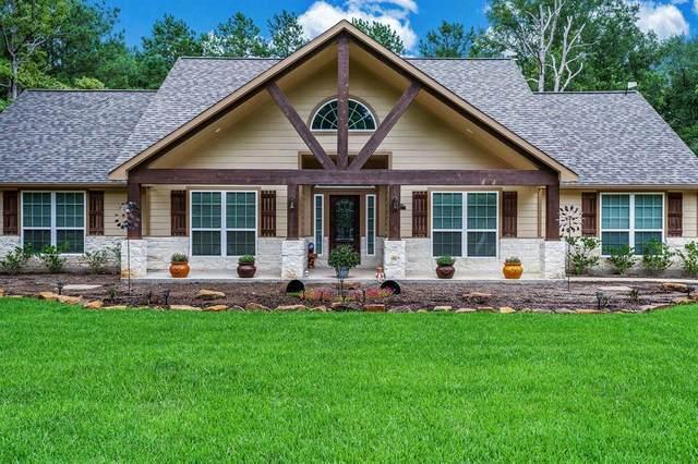 4110 Boars Run, Cleveland, TX 77328 (MLS #59927776) :: Green Residential