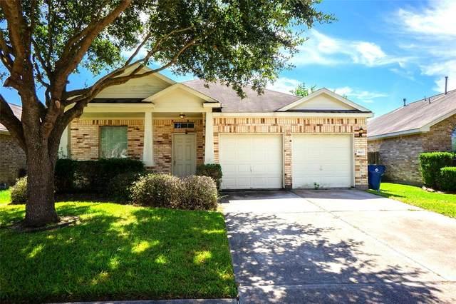 9613 Blue Bonnet Drive, Texas City, TX 77591 (MLS #59937735) :: Caskey Realty