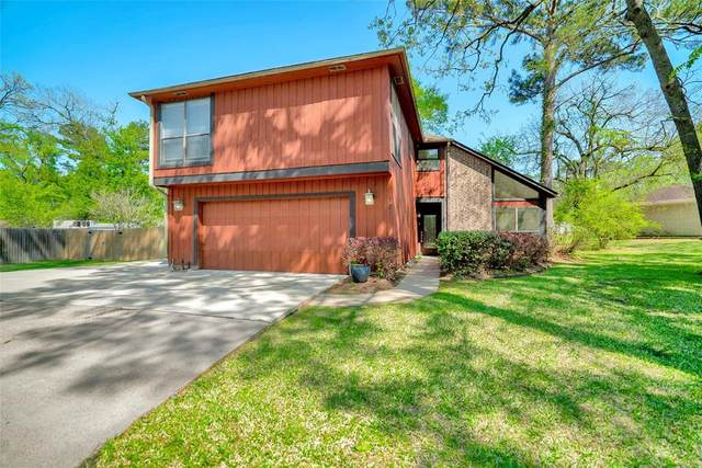 121 Royal Oaks Street, Huntsville, TX 77320 (MLS #59942493) :: The Sansone Group