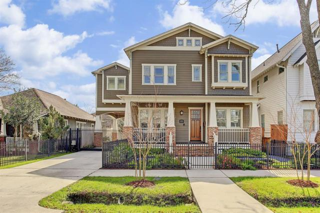604 E 21st Street, Houston, TX 77008 (MLS #59958896) :: Christy Buck Team