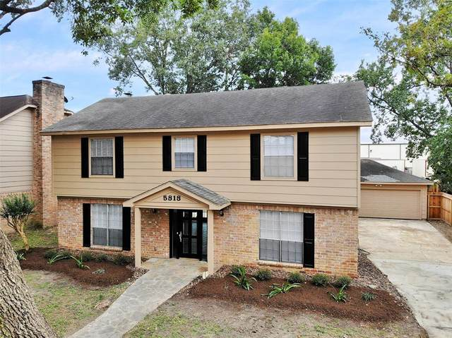 5818 Enchanted Timbers Drive, Humble, TX 77346 (MLS #59974231) :: The SOLD by George Team