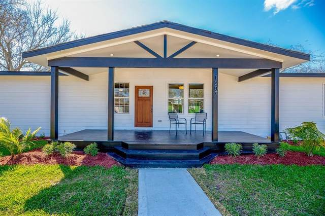 1207 W 10th Street, Freeport, TX 77541 (MLS #59981967) :: The SOLD by George Team