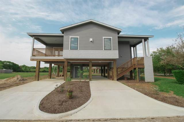 4503 Todville, Seabrook, TX 77586 (MLS #59994833) :: The Sansone Group