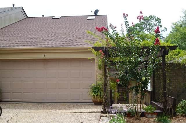15 Lakeview Manor, Huntsville, TX 77340 (MLS #59995057) :: Ellison Real Estate Team