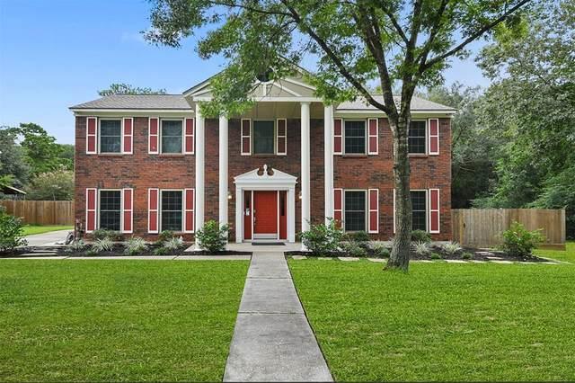 3802 Forest Village Drive, Kingwood, TX 77339 (MLS #60003649) :: NewHomePrograms.com LLC