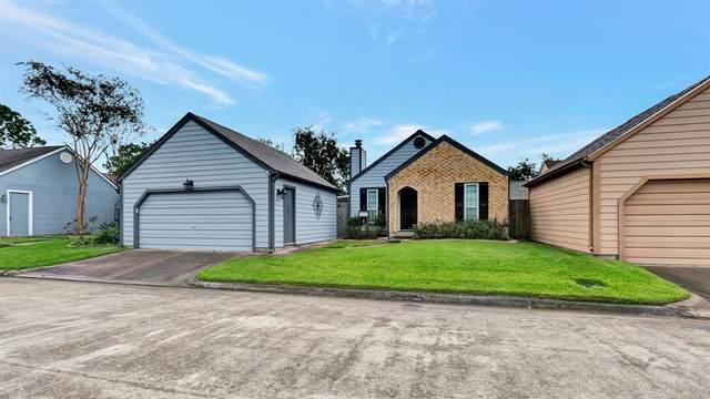 16711 Doverwood Way, Houston, TX 77058 (MLS #60018104) :: Texas Home Shop Realty