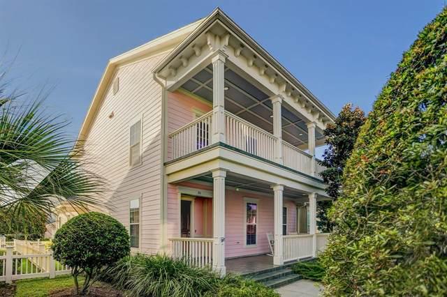 90 Island Passage, Galveston, TX 77554 (MLS #60028343) :: Texas Home Shop Realty