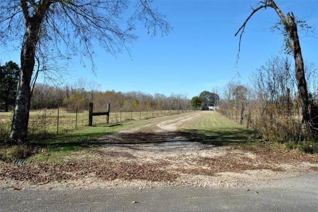 150 Cr 2108, Liberty, TX 77575 (MLS #60037373) :: The SOLD by George Team