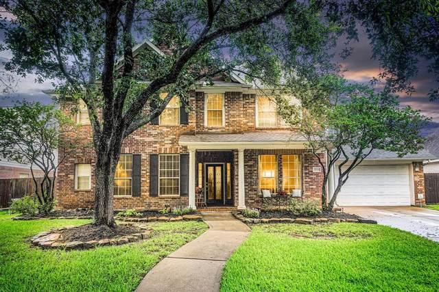 17026 Cross Springs Drive, Houston, TX 77095 (MLS #60041860) :: The SOLD by George Team
