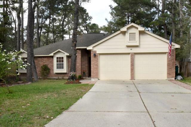 42 Sylvan Forest Drive, Spring, TX 77381 (MLS #60043683) :: Krueger Real Estate