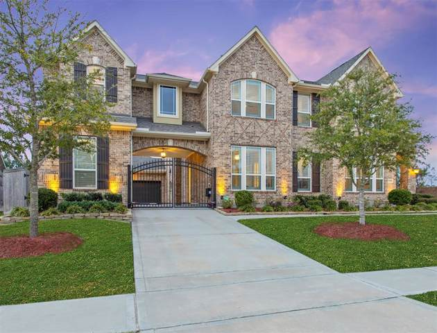 9202 Tracewood Canyon Lane, Tomball, TX 77375 (MLS #60053205) :: The SOLD by George Team