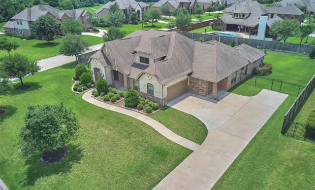 17703 Refuge Lake Drive, Cypress, TX 77433 (MLS #60053742) :: Texas Home Shop Realty