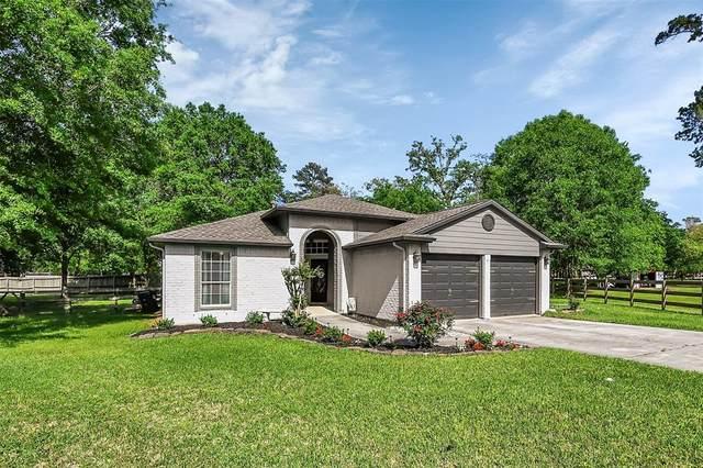 322 Amarillo Drive, Magnolia, TX 77354 (MLS #60062479) :: The Home Branch