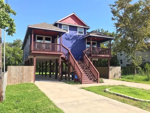 223 W 5th Street, Kemah, TX 77565 (MLS #60091931) :: The SOLD by George Team
