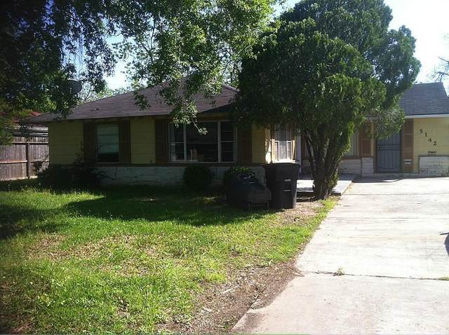 5142 Hull Street, Houston, TX 77021 (MLS #60094248) :: Caskey Realty