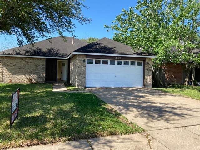 1804 Pinewood Park Drive, Missouri City, TX 77489 (MLS #60097310) :: Christy Buck Team