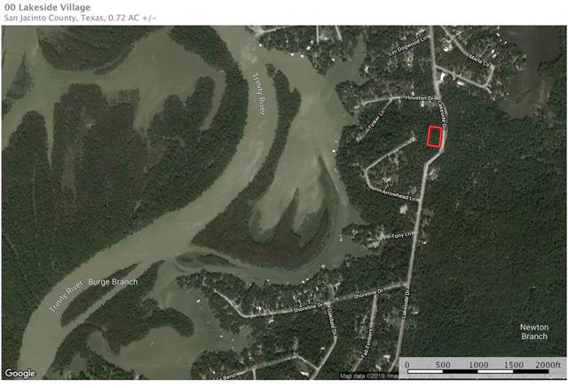 00 Lakeside Drive, Huntsville, TX 77340 (MLS #60097311) :: The Parodi Team at Realty Associates