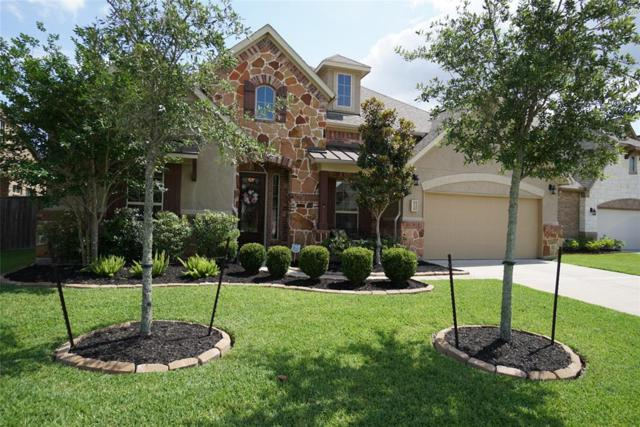21118 Caddo Heights Street, Richmond, TX 77407 (MLS #60107798) :: The SOLD by George Team