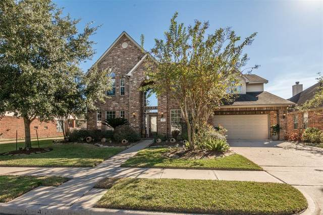 4604 Chaperel Drive, Pearland, TX 77584 (MLS #60110467) :: The Bly Team