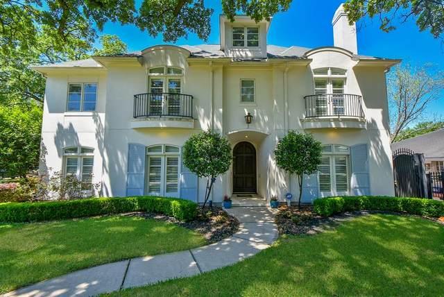 4546 Shetland Lane, Houston, TX 77027 (MLS #60118461) :: The Parodi Team at Realty Associates