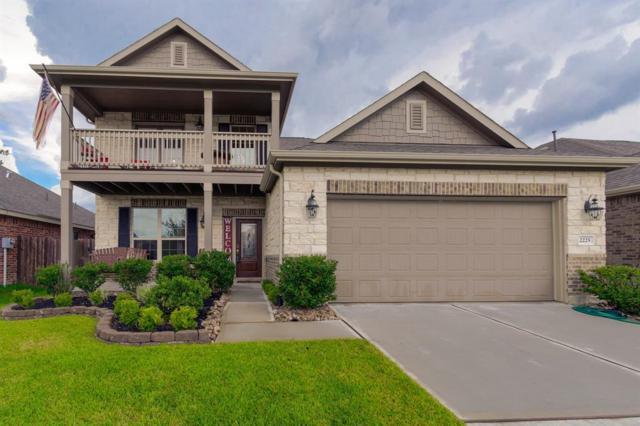 2225 Maple Point Drive N, Conroe, TX 77301 (MLS #60124492) :: Texas Home Shop Realty