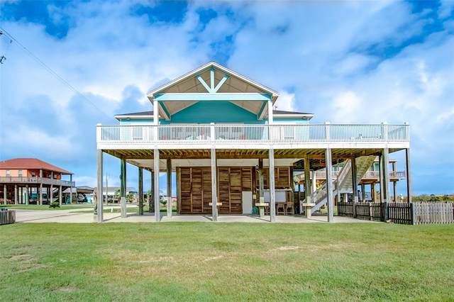 870 East Road, Crystal Beach, TX 77650 (#60139703) :: ORO Realty