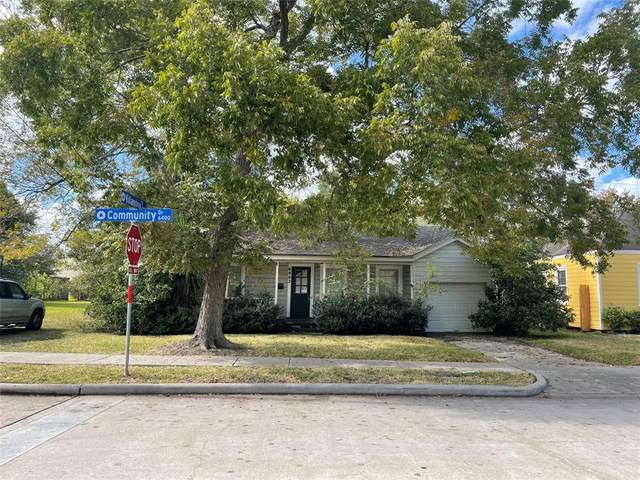 6462 Community Drive, West University Place, TX 77005 (MLS #60141558) :: Lerner Realty Solutions