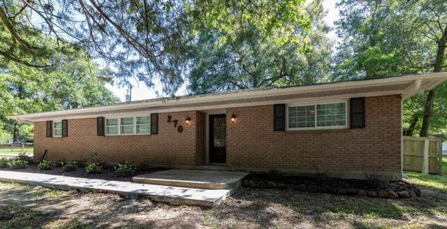 270 Morris Drive, Lumberton, TX 77657 (MLS #60149059) :: Texas Home Shop Realty