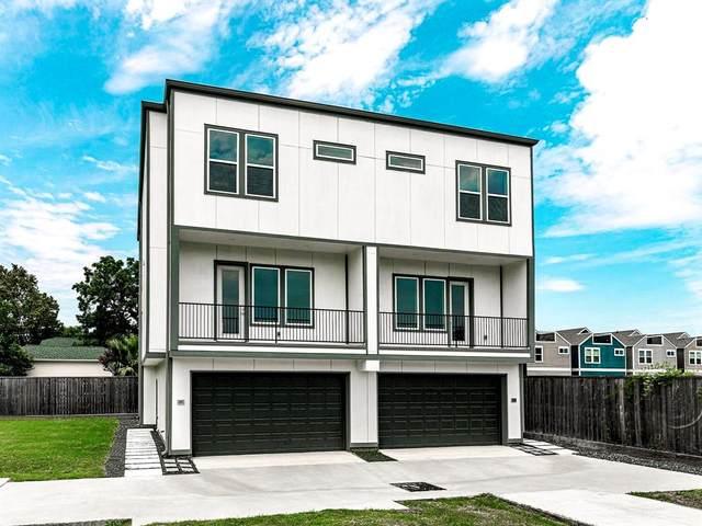 449 W 25th Street D, Houston, TX 77008 (MLS #601525) :: Caskey Realty