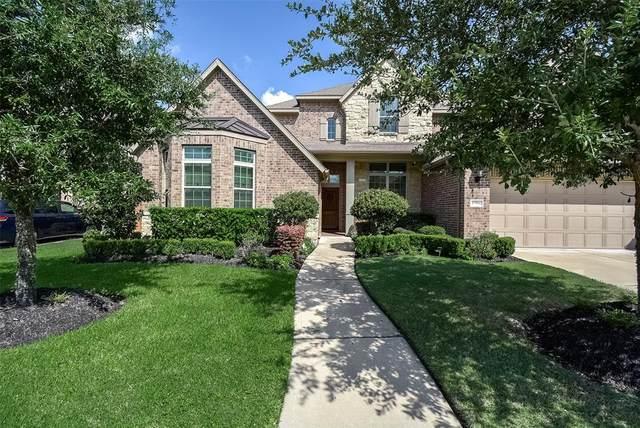 17906 Paint Bluff Lane, Cypress, TX 77433 (MLS #60156597) :: Green Residential