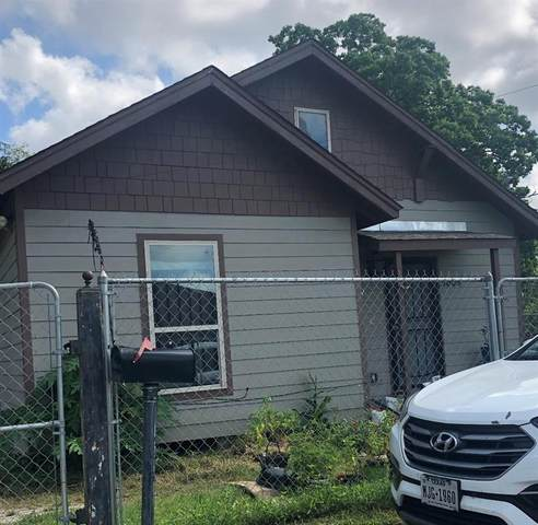3609 Du Bois Street, Houston, TX 77051 (MLS #60164992) :: My BCS Home Real Estate Group