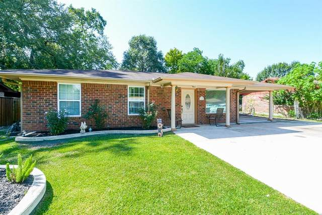 210 S Shirley Lane, Willis, TX 77378 (MLS #60166367) :: The Heyl Group at Keller Williams