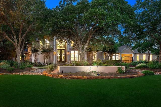 43 S Windsail Place, The Woodlands, TX 77381 (MLS #60168574) :: Michele Harmon Team
