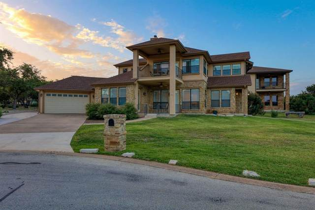 508 Lakeland Cir Circle, Point Venture, TX 78645 (MLS #60169287) :: Rachel Lee Realtor