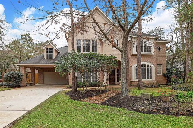 110 N Concord Forest Circle, The Woodlands, TX 77381 (MLS #60171671) :: The Sansone Group