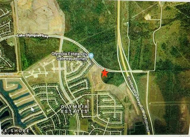 0 Lake Olympia Parkway, Missouri City, TX 77459 (MLS #6017677) :: All Cities USA Realty