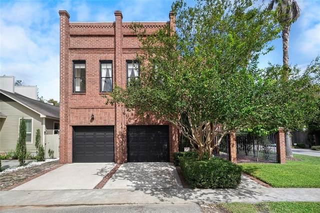 2703 Columbia Street, Houston, TX 77008 (MLS #60186763) :: Michele Harmon Team