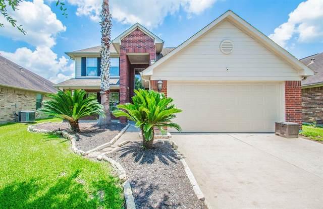 5726 Richfield Park Court, Rosharon, TX 77583 (MLS #60195273) :: Texas Home Shop Realty