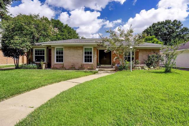 3606 Cloverdale Street, Houston, TX 77025 (MLS #60198550) :: The Jill Smith Team
