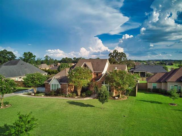 11515 W Grand Pond Court, Montgomery, TX 77356 (MLS #60203810) :: The Home Branch