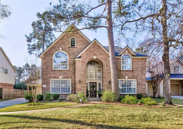 31 N Cochrans Green Circle, The Woodlands, TX 77381 (MLS #60215385) :: The Bly Team