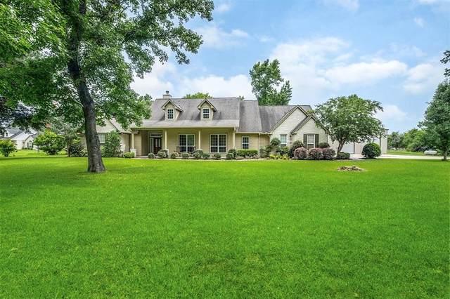 615 County Road 661, Dayton, TX 77535 (MLS #60216036) :: The Wendy Sherman Team