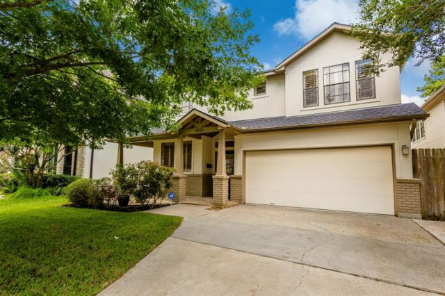 4426 Betty Street, Bellaire, TX 77401 (MLS #60217317) :: The Heyl Group at Keller Williams