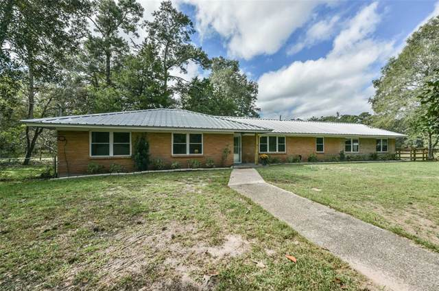 341 Ware Road, Cleveland, TX 77328 (MLS #60228338) :: Texas Home Shop Realty