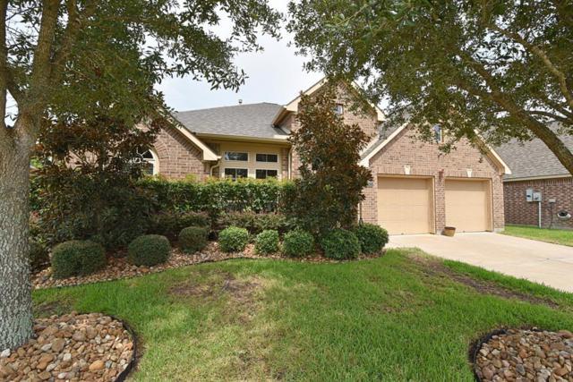 13615 Silent Walk Drive Drive, Pearland, TX 77584 (MLS #60239182) :: The Heyl Group at Keller Williams