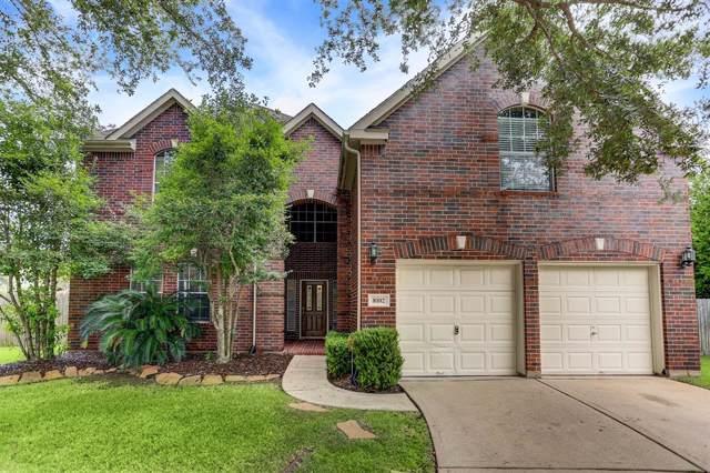 8102 Magnolia Brook Court, Missouri City, TX 77459 (MLS #60255133) :: Caskey Realty