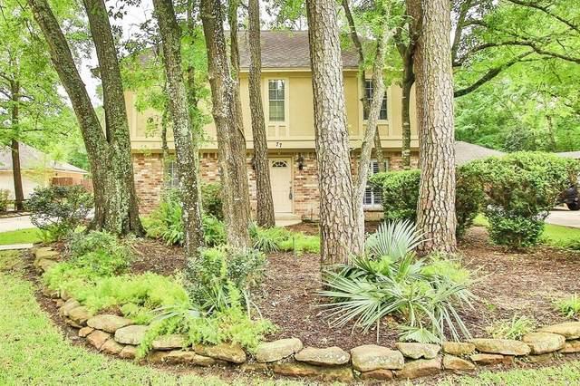77 Crystal Lake Lane, The Woodlands, TX 77380 (MLS #60264985) :: The Heyl Group at Keller Williams